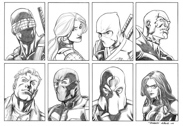 GI JOE promo by RobertAtkins