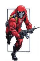 Crimson Guard by RobertAtkins