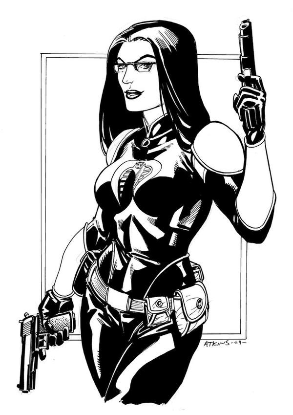 Baroness Windy City con by RobertAtkins