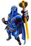 Cobra Commander Colors