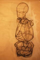 Anatomy Study 5 by RobertAtkins