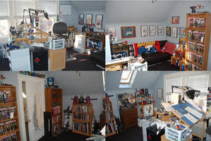 Studio space by RobertAtkins