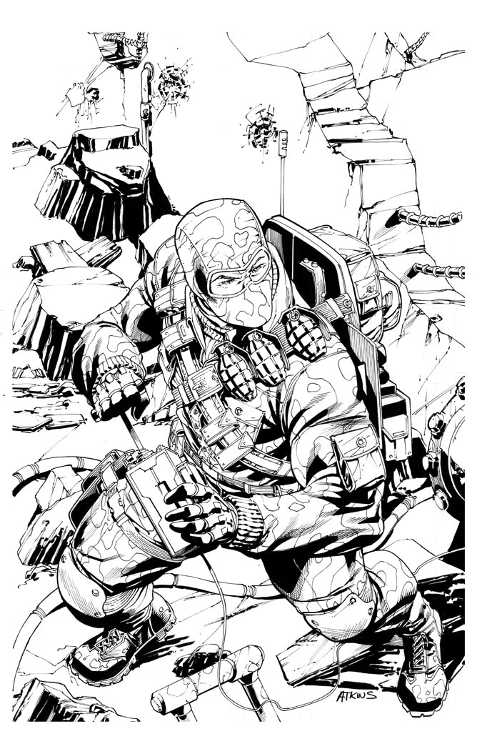 Firefly cobra commission by robertatkins on deviantart for Gi joe coloring pages
