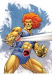 Thundercats Liono