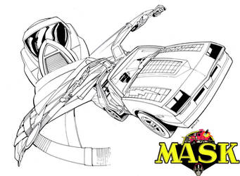 M.A.S.K. Matt Trakker by RobertAtkins
