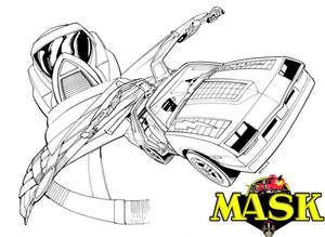 M.A.S.K. Matt Trakker