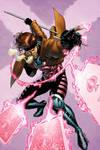 X-Men Month Gambit Colored
