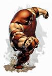 X-Men Month Juggernaut Colors