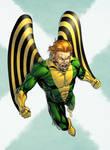 X-Men Month Banshee Color