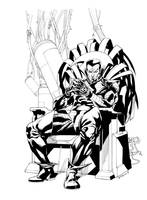 X-Men Month Mr Sinister SOTD by RobertAtkins