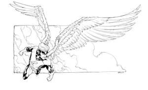 X-Men Month Angel SOTD by RobertAtkins