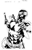 Snake Eyes cover 5 by RobertAtkins