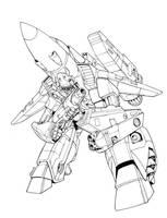 Robotech SOTD by RobertAtkins
