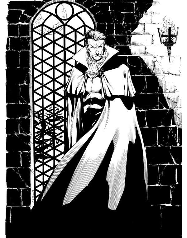 Castlevania Alucard SOTD by RobertAtkins