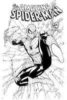 Spider-Man cover SOTD by RobertAtkins
