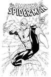 Spider-Man cover SOTD