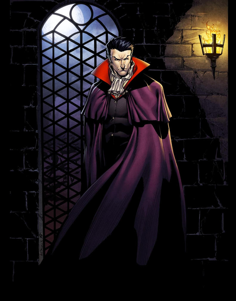Castlevania Alucard Color SOTD by RobertAtkins