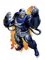 X-Men Month Apocalypse color SOTD by RobertAtkins