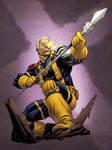 X-Men Month Cable Colors SOTD