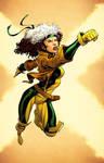 X-Men Month Rogue Colors SOTD