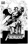 Sketch Cover Dr Doom SOTD