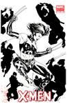 Sketch Cover X-23 SOTD