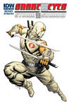 Storm Shadow Snake Eyes cover 13 Colors