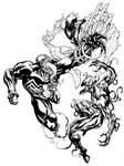 Venom Carnage and AntiVenom SOTD WIP