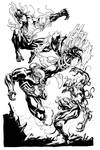 Venom Carnage AntiVenom and Toxin SOTD
