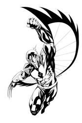 Avengers April Darkhawk SOTD by RobertAtkins