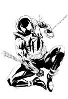 Avengers April Scarlett Spider SOTD by RobertAtkins