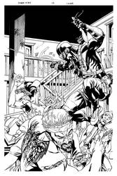Snake Eyes 12 Cover by RobertAtkins