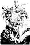 Avengers April Commission SOTD