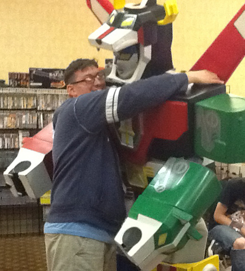 I love Voltron... by RobertAtkins