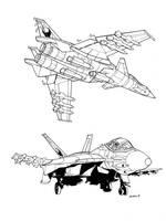 Jet Concept 3 by RobertAtkins
