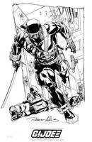IDW Signature Snake Eyes 5 by RobertAtkins