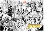 Avengers vs Kang Heroes Con