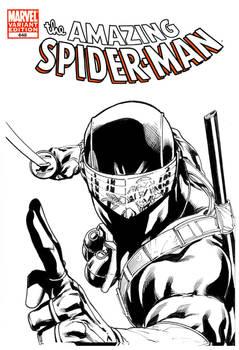 SnakeEyes vs Spider-Man