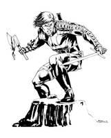 Valiant Eternal Warrior by RobertAtkins