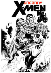 Heroes Con Colossus