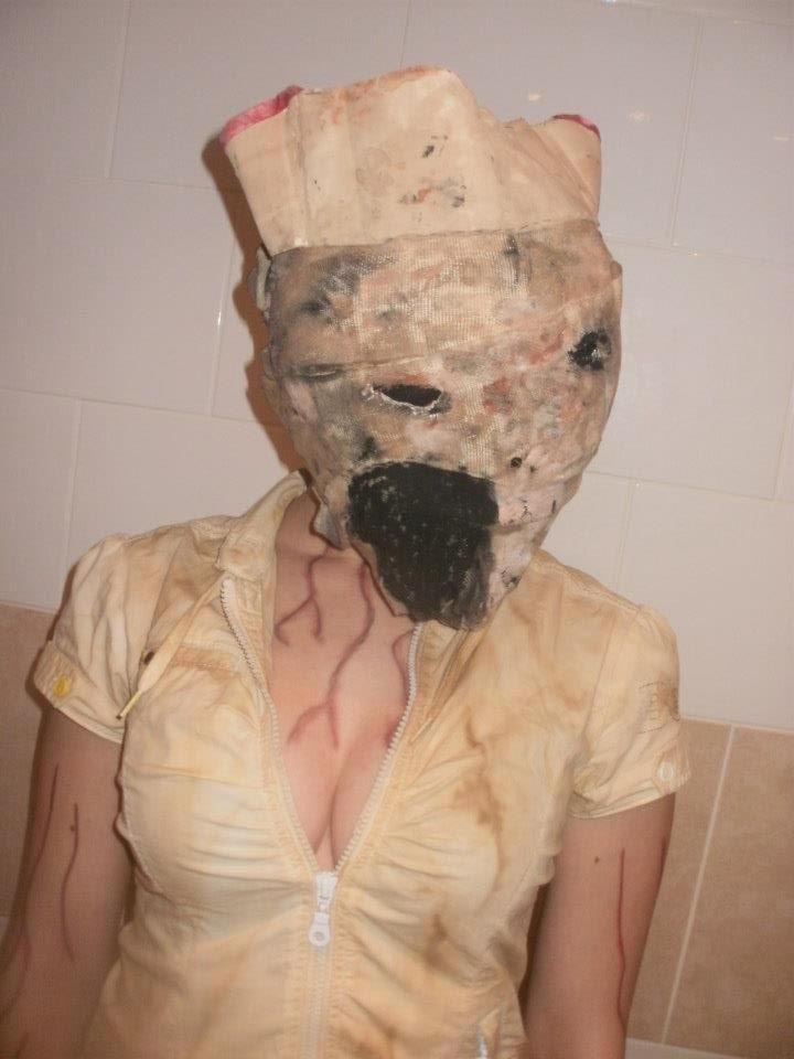 Silent Hill Nurse 01