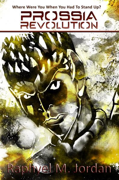 Prossia Revolution Book Cover by rmj7