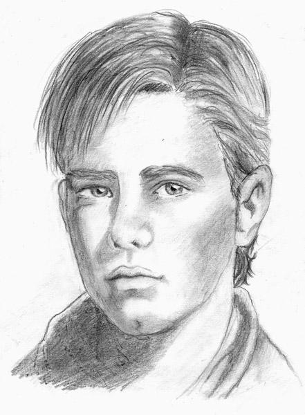 Anakin Solo back in the day by SvenjaLiv