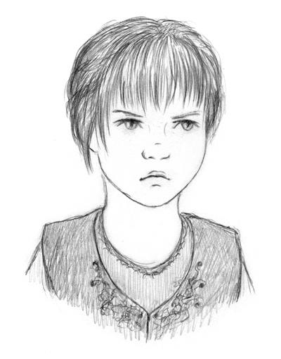 Annoyed Jaina by SvenjaLiv
