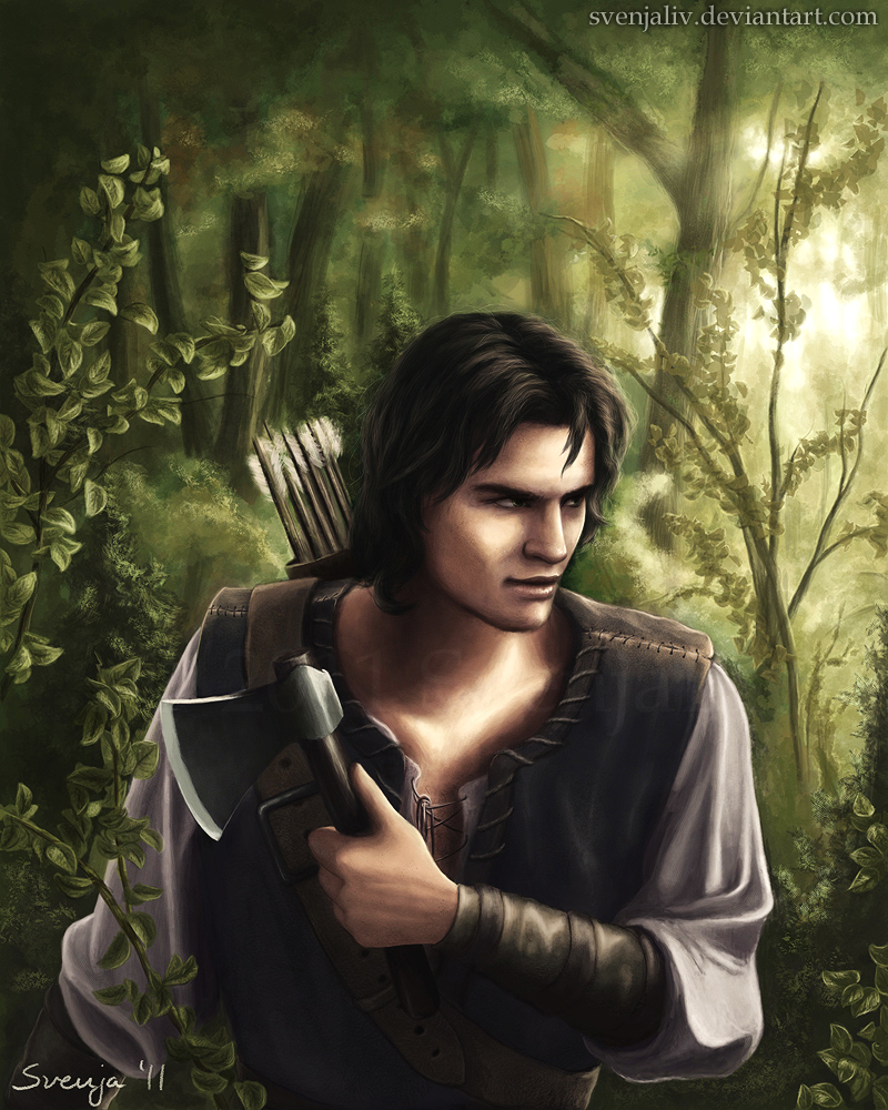 The Huntsman by SvenjaLiv on DeviantArt