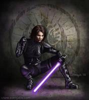 Sword of the Jedi by SvenjaLiv
