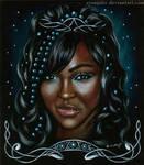 Moonlight Queen by SvenjaLiv