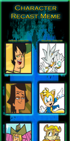 Sonic Drama Recast Part 3