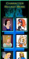 Sonic Disney Heroines Part 1