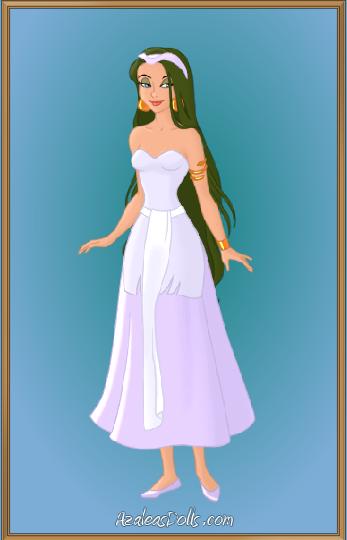 Bride Master Emerald (human form) by donamorteboo on DeviantArt